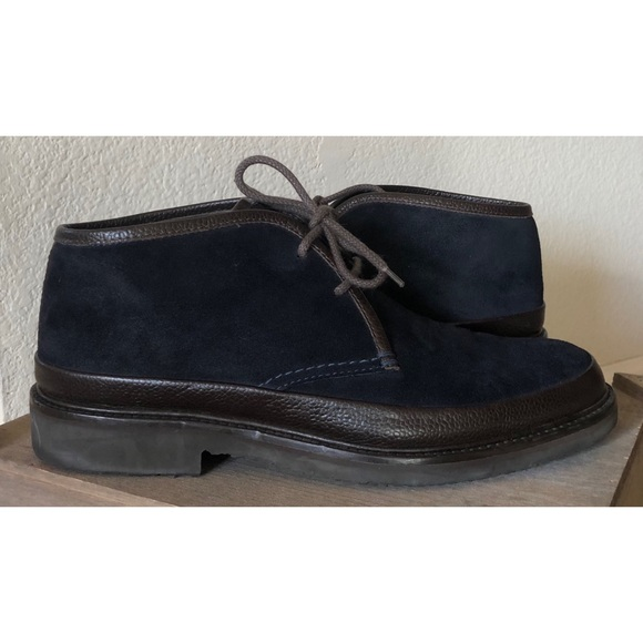 1b0771114e564 Ermenegildo Zegna Other - Ermenegildo Zegna Triverno Chukka Suede Boots